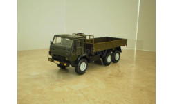 КамАЗ - 43105, масштабная модель, scale43, Элекон