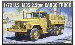 Сборная модель US M35 2.5-ton Cargo Truck