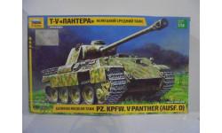 Сборная модель Немецкий средний танк Т-V 'Пантера'