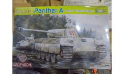 6358 Dragon 1/35 Немецкий танк SD.KFZ. 171 PANTHER A