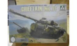 Сборная модель British Main Battle Tank Chieftain Mk.11