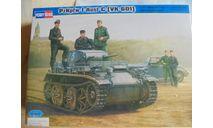 Сборная модель Танк German PzKpfw, сборные модели бронетехники, танков, бтт, Hobby Boss, scale35
