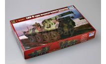Сборная модель Канадская ремонтно-восстановительная машина LAV-R, сборные модели бронетехники, танков, бтт, Trumpeter, scale35