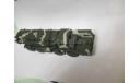 РСЗО Смерч, масштабная модель, журнальная серия Русские танки (GeFabbri) 1:72, 1/72