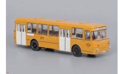 Лиаз 677М 3-й Автобусный парк ( Аукцион с рубля! ), масштабная модель, Classicbus, 1:43, 1/43