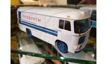 Паз 3742. (ПАЗ 672) Продукты. Рефрижератор. Холодильник. Vector models, Херсон, Киммерия, масштабная модель, Vector-Models, scale43