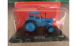 Тракторы: история, люди, машины №1 - МТЗ-50 Журнальная серия Hachette
