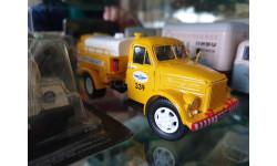 ГАЗ МЗ-51М 1968 г. Аэрофлот Маслозаправщик DIPmodels ДИП моделс