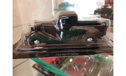 ГАЗ-М415 - черный пикап Автолегенды