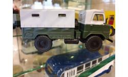 ГАЗ-62 брезентовая кабина Автолегенды, военный