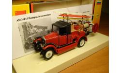 АМО-Ф15 Пожарный автомобиль ЛОМО