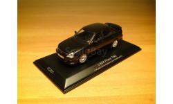 DIP Lada Priora TMS 2010 черный металлик. Лимит 300 штук
