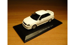 DIP Lada Priora TMS 2010 белая. Лимит 600 штук