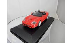 Ferrari 550 Barchetta 1/43 IXO, масштабная модель, 1:43, IXO Ferrari (серии FER, SF)