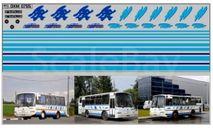 DKM0795 Декор и полосы Павловский Автобус вариант, фототравление, декали, краски, материалы, scale43