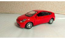 Toyota Prius, масштабная модель, KinSmart, scale32