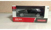 Audi RS3 Sportback, масштабная модель, Mobicaro, scale43