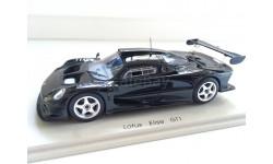 1:43 Spark - Lotus Elise GT1, масштабная модель, 1/43