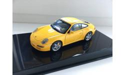 1:43 AutoArt - Porsche 911 Carrera S (997), масштабная модель, 1/43