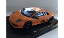 1:43 HotWheels Elite - Lamborghini Murcielago LP640, масштабная модель, 1/43, Hot Wheels Elite