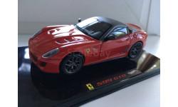 1:43 HotWheels Elite - Ferrari 599 GTO, масштабная модель, 1/43, Hot Wheels Elite