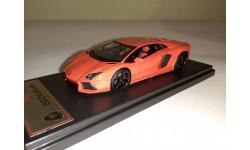 1:43 FrontiArt - Lamborghini Aventador LP700-4 2011, масштабная модель, 1/43