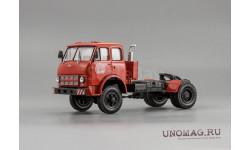 МАЗ 508В / 504Г седельный тягач (1970), красный
