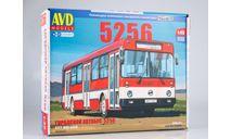 Сборная модель ЛиАЗ-5256, сборная модель автомобиля, AVD Models, scale43
