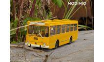 Наши Автобусы №12 - ЛАЗ-4202, журнальная серия масштабных моделей, MODIMIO, scale43