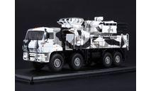 КАМАЗ-6560 ЗРПК 96К6 (Панцирь-С1) камуфляж Арктика, масштабная модель, Start Scale Models (SSM), scale43