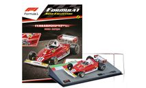 Formula 1 Auto Collection №2 - Ferrari 312T2 - Ники Лауда (1977), журнальная серия масштабных моделей, Centauria, scale43