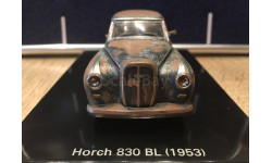 1:43 Horch 830BL saloon 1953 Norev Раритет