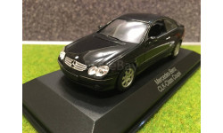 1:43 Mercedes CLK Klasse Coupe Minichamps dealer