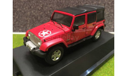 1:43 Jeep Wrangler Greenlight