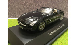 1:43 Mercedes-Benz SLS AMG Roadster Schuco dealer