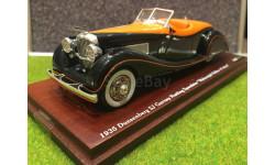 1:43 Duesenberg sj gurney nutting speedster 'maharajah holkar of indore' 1935 TSM, масштабная модель, TSM Model, 1/43