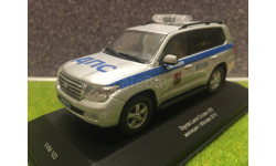 1:43 Toyota Land Cruiser 200 ДПС VVM