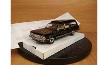ГАЗ 14 'Чайка' 'Черный доктор', масштабная модель, Наш Автопром, scale43
