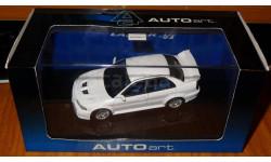 mitsubishi EVO 6, масштабная модель, Autoart, 1:43, 1/43