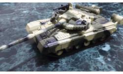 Т-80бв, масштабные модели бронетехники, Деагостини, 1:72, 1/72