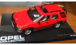 опель фронтера, масштабная модель, Opel, 1:43, 1/43