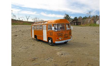 ПАЗ-672М, масштабная модель, Classicbus, 1:43, 1/43