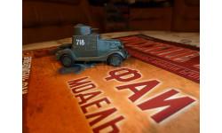 №56 ФАИ, журнальная серия Русские танки (GeFabbri) 1:72, scale72