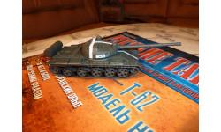 №73 Т-62, журнальная серия Русские танки (GeFabbri) 1:72, 1/72