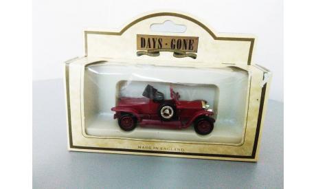 Lledo №45001. Rolls  1907. Made in ENgland., масштабная модель, 1:50, 1/50