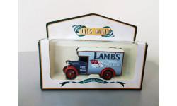 Фургончик от Lledo в оригинальной упаковке. Made in China
