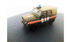 УАЗ-469. ВАИ. АНС Deagostini