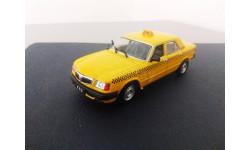 ГАЗ-3110. Такси. АНС Deagostini