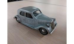 Lancia 1a Serie 1936-1948 годов. Brumm. Италия., масштабная модель, 1:43, 1/43