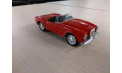 Lancia B24 Spider 1955 года. Brumm. Италия., масштабная модель, 1:43, 1/43